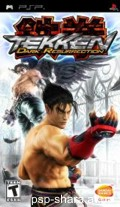 скачать Tekken Dark Resurection PSP ENG