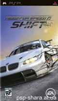 скачать Need for Speed: Shift PSP RUS