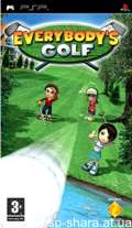 скачать Everybodys golf PSP ENG