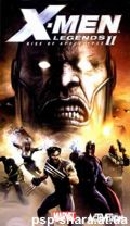 скачать X-Men Legends 2: Rise of Apocalypse PSP RUS