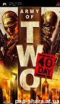 скачать Army of Two The 40th Day PSP ENG