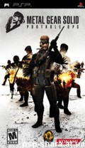 скачать Metal Gear Solid: Portable Ops PSP ENG