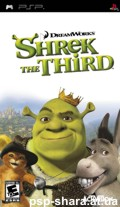 скачать Shrek the Third PSP RUS