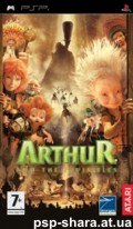 скачать Arthur and the Minimoys PSP RUS