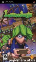 скачать Lemmings PSP ENG