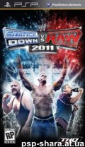 скачать WWE Smackdown vs. Raw 2011 PSP ENG