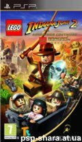 скачать Lego Indiana Jones 2: The Adventure Continues PSP ENG