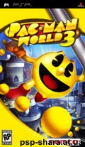скачать Pac-Man World 3 PSP ENG