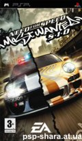 скачать Need for Speed: Most Wanted PSP RUS