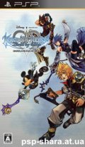 скачать Kingdom Hearts: Birth by Sleep PSP ENG