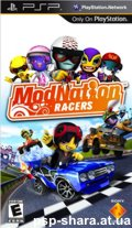 скачать ModNation Racers PSP RUS