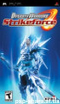 скачать Dynasty Warriors: Strikeforce PSP ENG