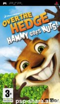 скачать Over The Hedge Hammy Goes Nuts! PSP RUS