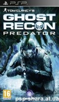 скачать Tom Clancy's Ghost Recon Predator PSP ENG
