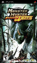 скачать Monster Hunter Freedom Unite PSP ENG