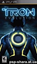 скачать TRON Evolution: The Video Game PSP ENG