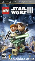 скачать LEGO Star Wars III: The Clone Wars PSP ENG