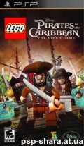 скачать LEGO Pirates of the Caribbean PSP ENG RUS